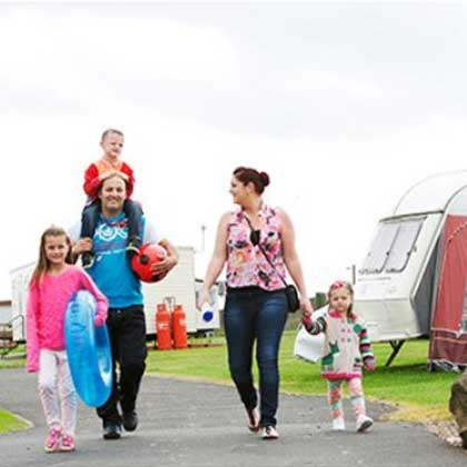Camping and Caravans Parks
